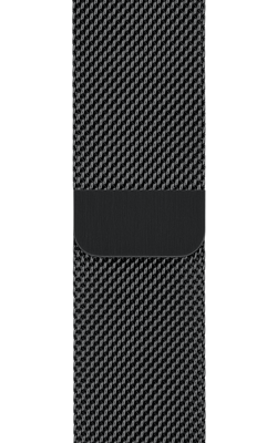 сетчатый браслет цвета чёрный космос MLJJ2 MLJH2 250x400 - Аксессуары для Apple watch