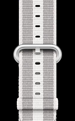 из плетёного нейлона белого цвета MQVH2 MQVT2 250x400 - Аксессуары для Apple watch