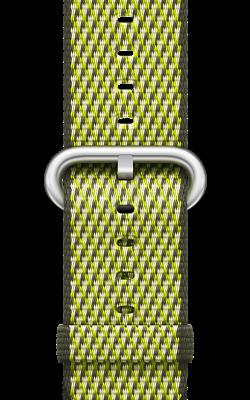 из плетёного нейлона тёмно оливкового цвета MQVF2 MQVQ2 250x400 - Аксессуары для Apple watch