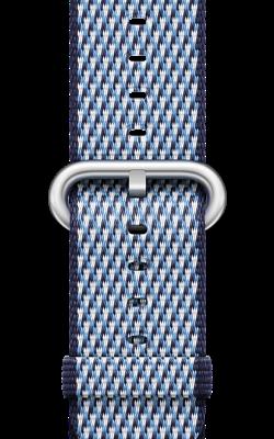 из плетёного нейлона тёмно синего цвета MQVC2 MQVM2 250x400 - Аксессуары для Apple watch