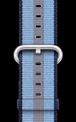 из плетёного нейлона тёмно синего цвета MQVJ2 MQVU2 250x400 - Аксессуары для Apple watch
