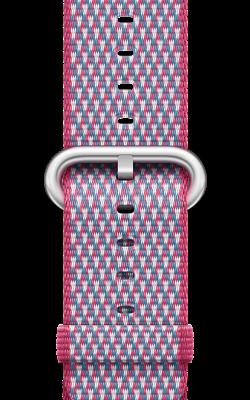 из плетёного нейлона цвета лесная ягода MQVD2 MQVN2 250x400 - Аксессуары для Apple watch