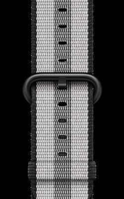 из плетёного нейлона чёрного серого цвета MQVG2 MQVR2 250x400 - Аксессуары для Apple watch
