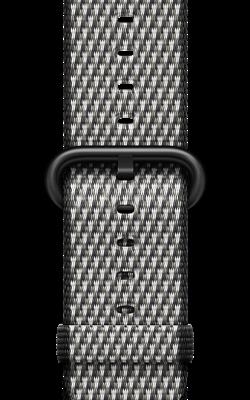 из плетёного нейлона чёрного цвета MQV92 MQVK2 250x400 - Аксессуары для Apple watch