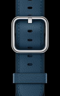 цвета космический синий с классической пряжкой MQV02 MQV32 250x400 - Аксессуары для Apple watch
