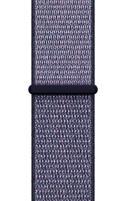 браслет тёмно синего цвета MQW52 MQWF2 250x400 - Аксессуары для Apple watch