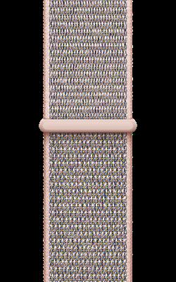 браслет цвета розовый песок MQW02 MQW92 250x400 - Аксессуары для Apple watch
