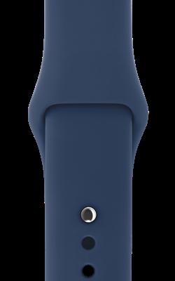 ремешок цвета тёмный кобальт MQUH2 MQUM2 250x400 - Аксессуары для Apple watch