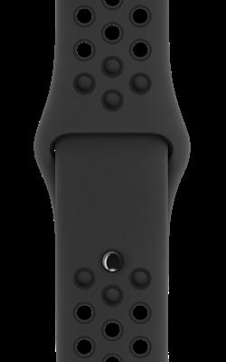 ремешок Nike цвета антрацитовый чёрный MQ2K2 MQ2T2 250x400 - Аксессуары для Apple watch