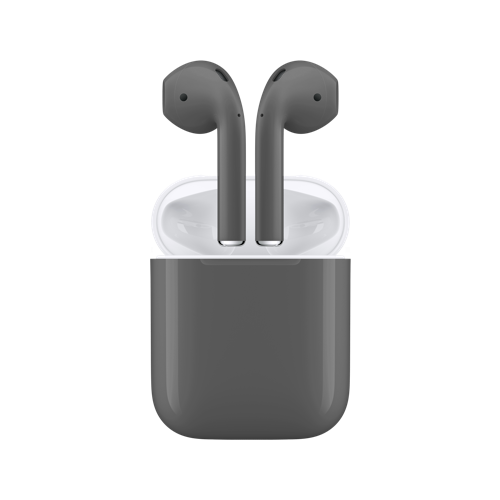Apple AirPods серый aa - Apple iPhone X 256Gb Silver