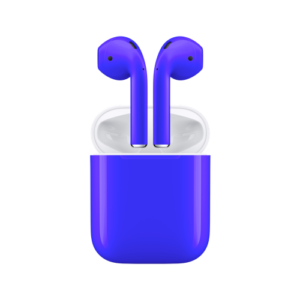 Apple AirPods синий aa 300x300 - Аксессуары iPhone X