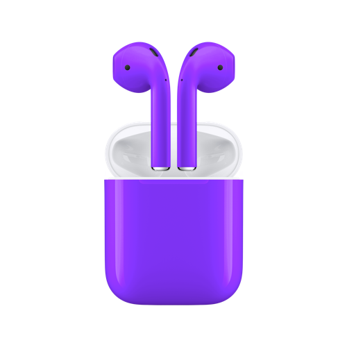 Apple AirPods фиолетовый aa - Apple iPhone X 256Gb Silver