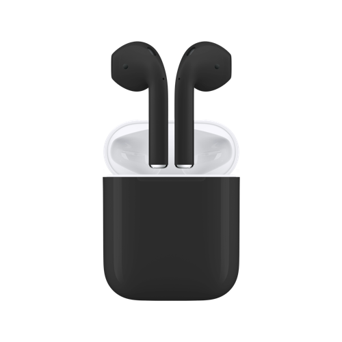Apple AirPods черный aa - Apple iPhone X 256Gb Silver