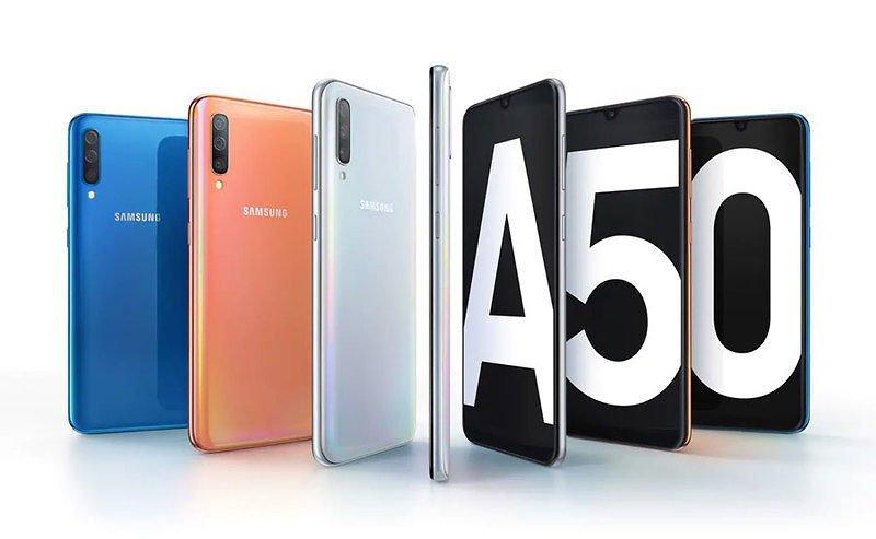 """Samsung Galaxy A50 description ab 800x493 - Телефон Samsung Galaxy A50 6/128GB """"Черный"""""""